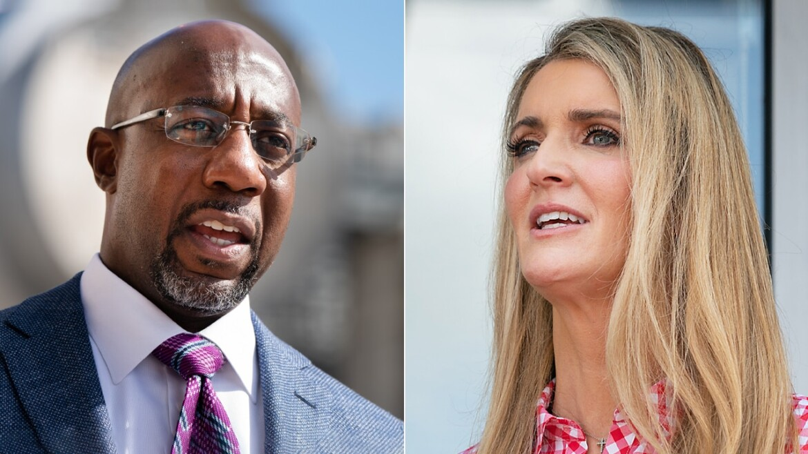 Kelly Loeffler says 2022 rematch with Raphael Warnock 'certainly on the table'
