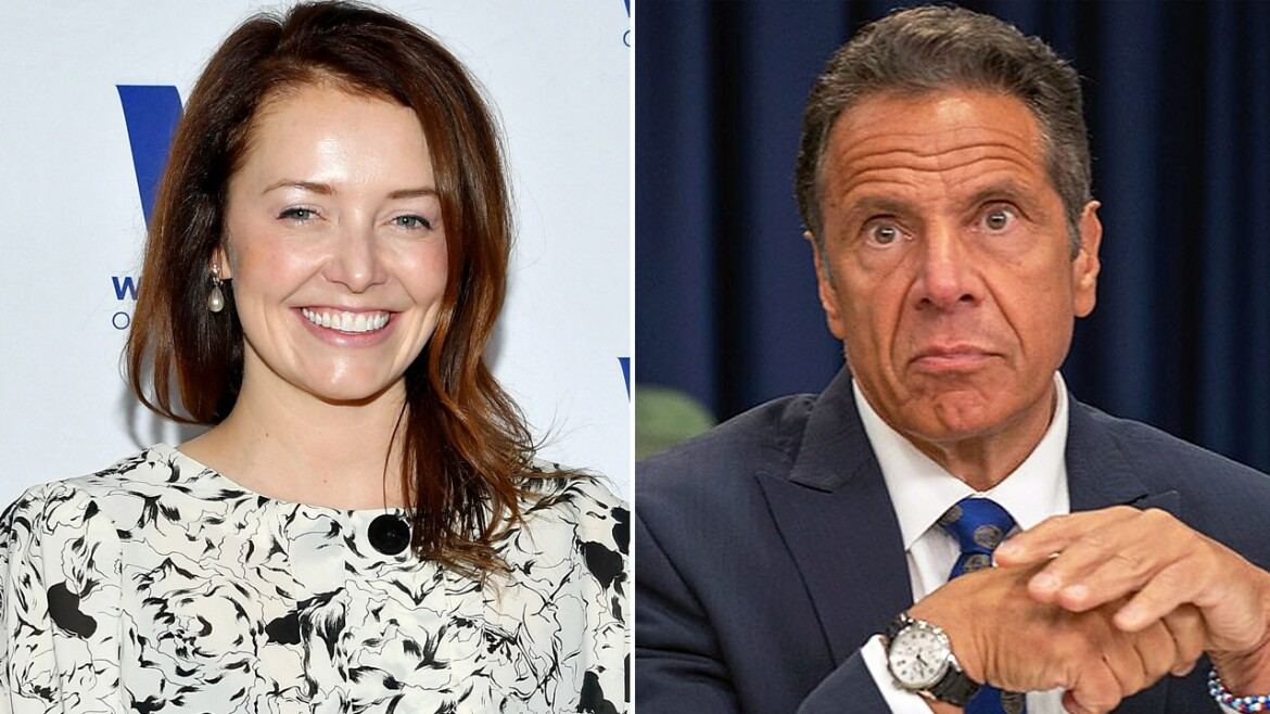 Cuomo aide denies Lindsey Boylan claim governor asked her to play 'strip poker' during 2017 flight