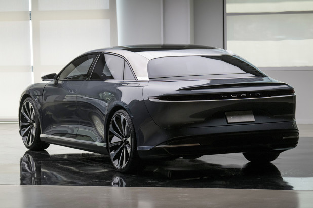 Lucid Motors SPAC stock tanks after Tesla rival inks deal to go public