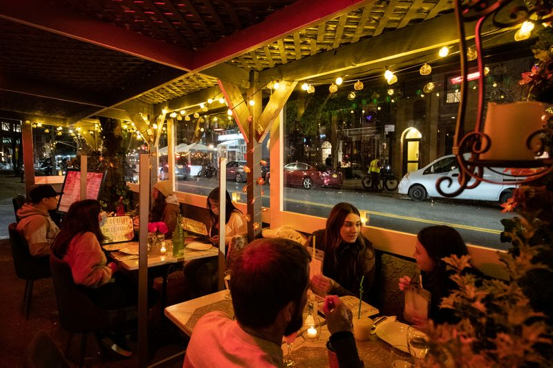 Economic pain from pandemic upends the lives of restaurant owners, entertainers