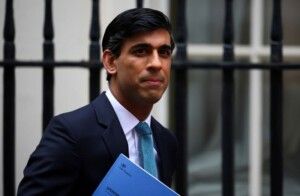 UK's Sunak says public finances won't be fixed overnight