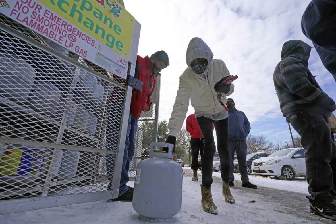 Millions endure record cold without power; at least 20 dead