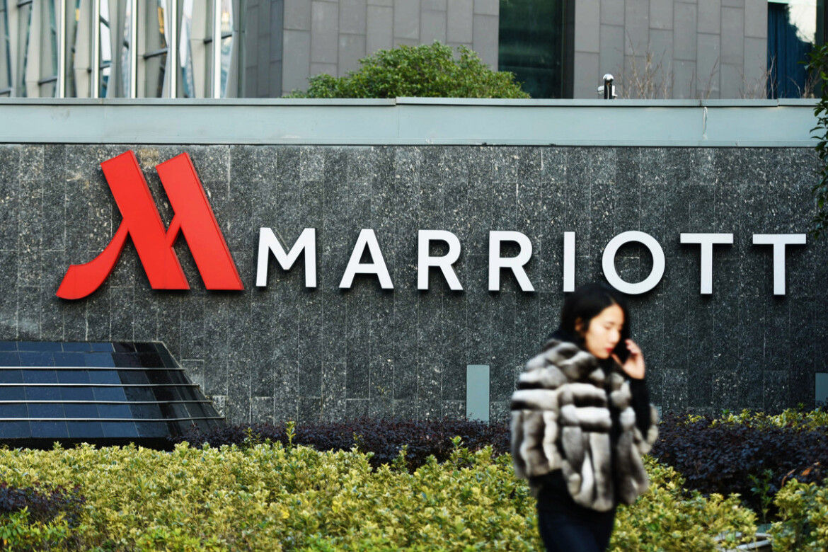 Marriott names new CEO after death of Arne Sorenson