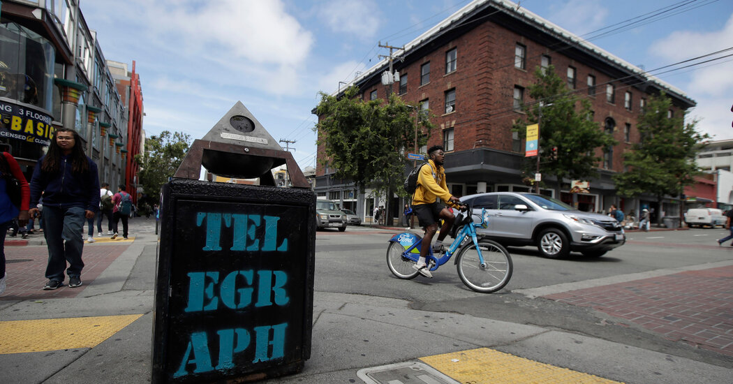 Berkeley Moves Closer to Ending Police Traffic Stops