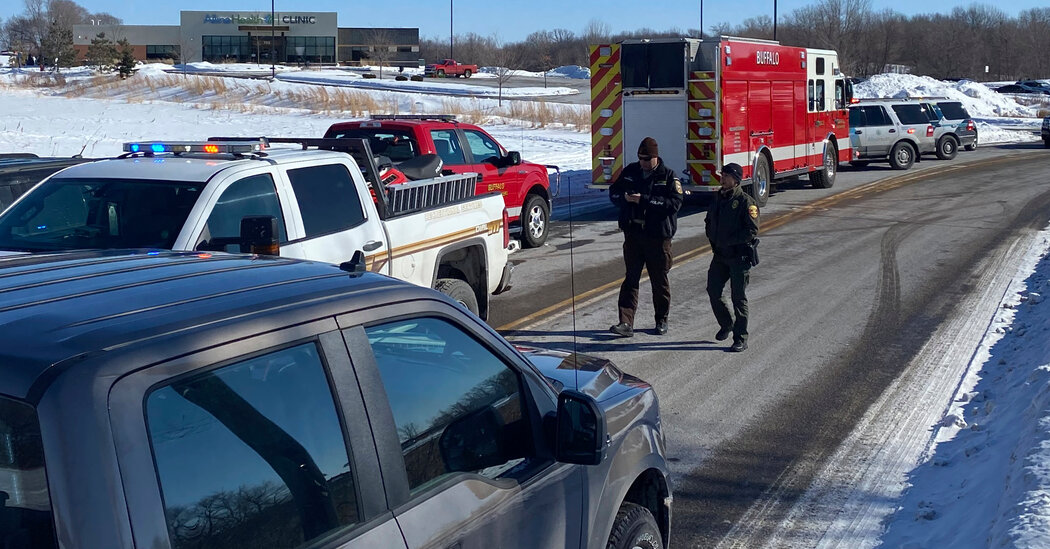 As Many as 5 Injured in Shooting at Minnesota Health Clinic, Officials Say