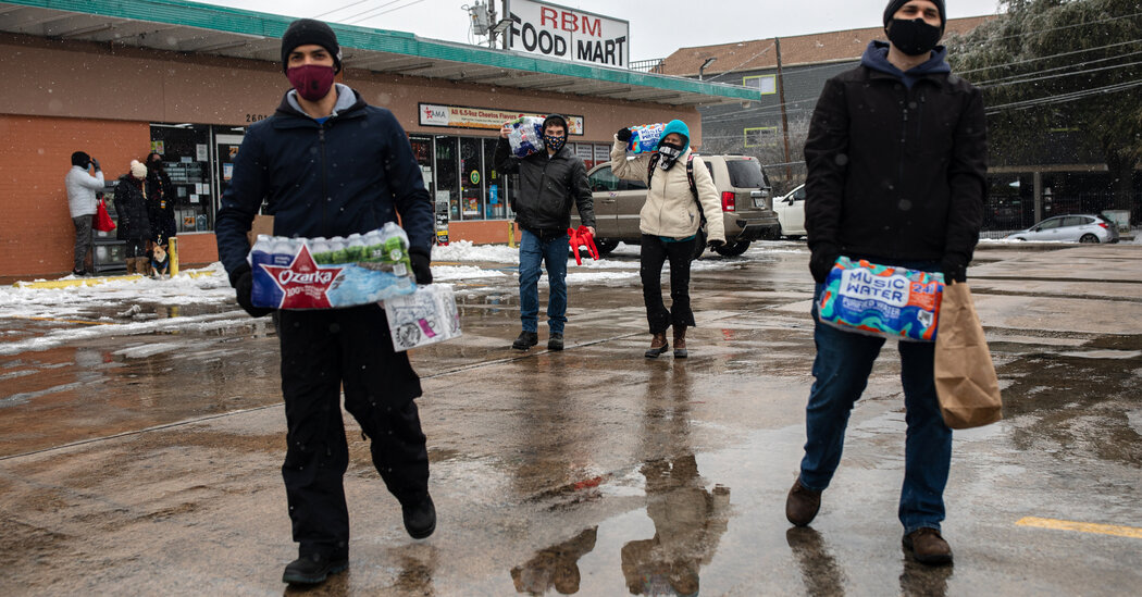 How to Help Winter Storm Relief in Texas, Oklahoma and Louisiana