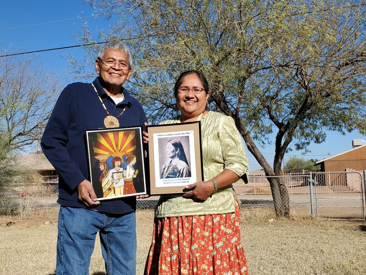 Indian Country gripped by Deb Haaland hearing for top US post