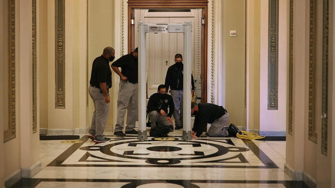 GOP lawmakers say Pelosi should be fined $5K for violating new House security measures