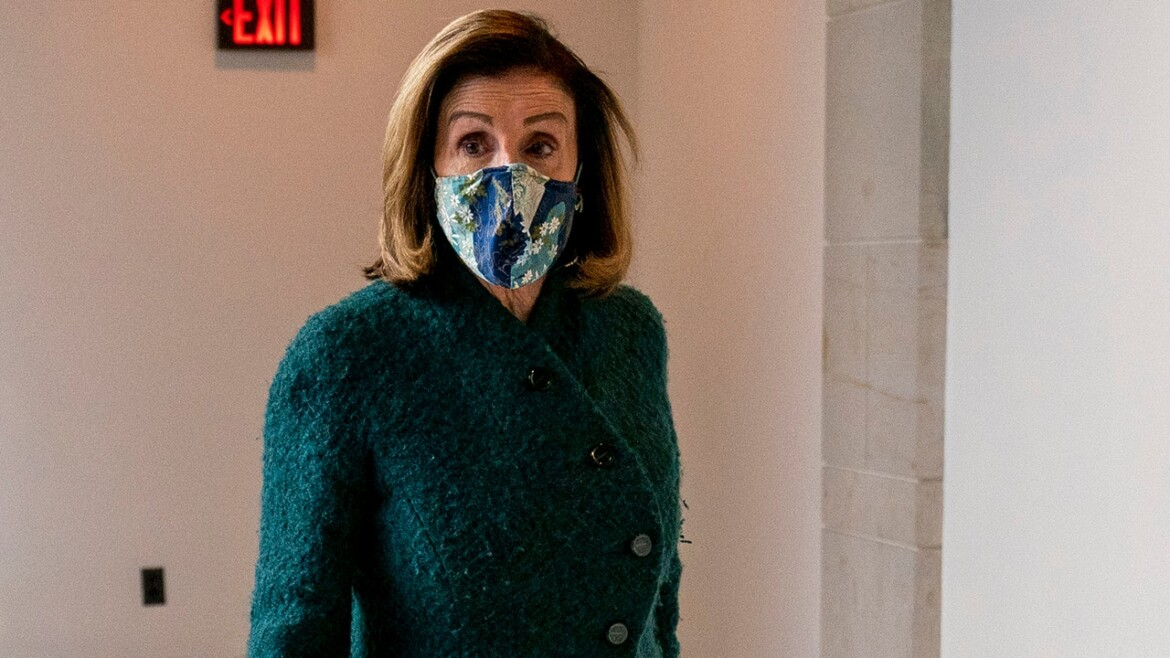 Calls for Pelosi to pay fine she imposed after bypassing metal detector intensify