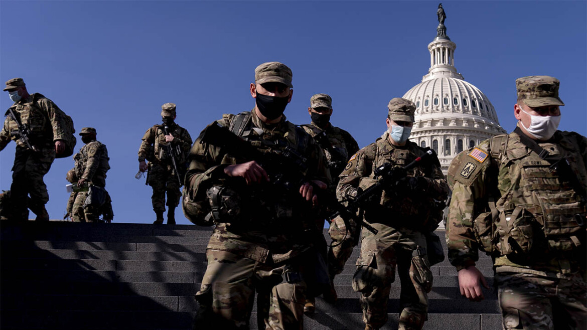 Keeping National Guard in DC has cost an estimated $438 million