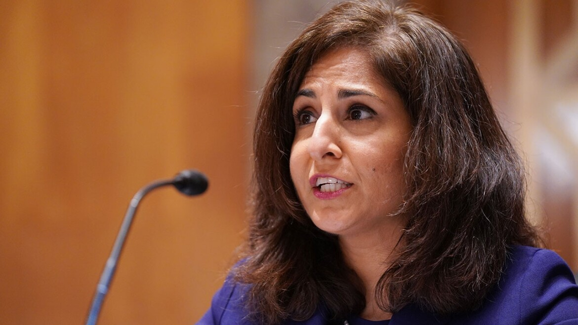 Neera Tanden OMB nomination hanging by a thread as Dems launch 'full-scale effort' to find votes