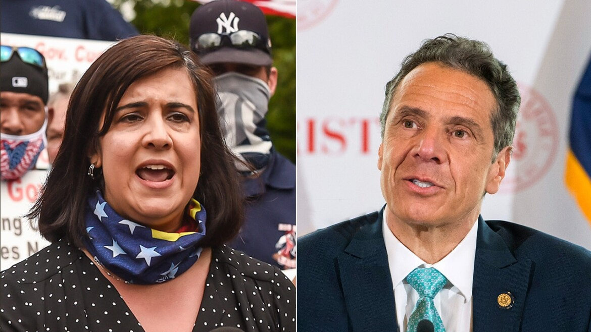 Gov. Cuomo's 'days are finished' after nursing home scandal: Rep. Malliotakis
