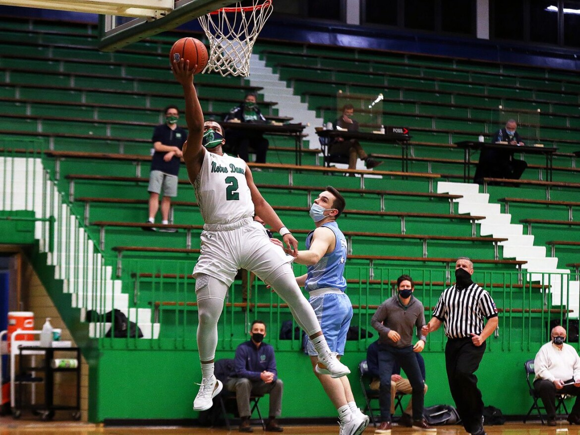 Top-ranked Notre Dame takes down Prospect in season opener
