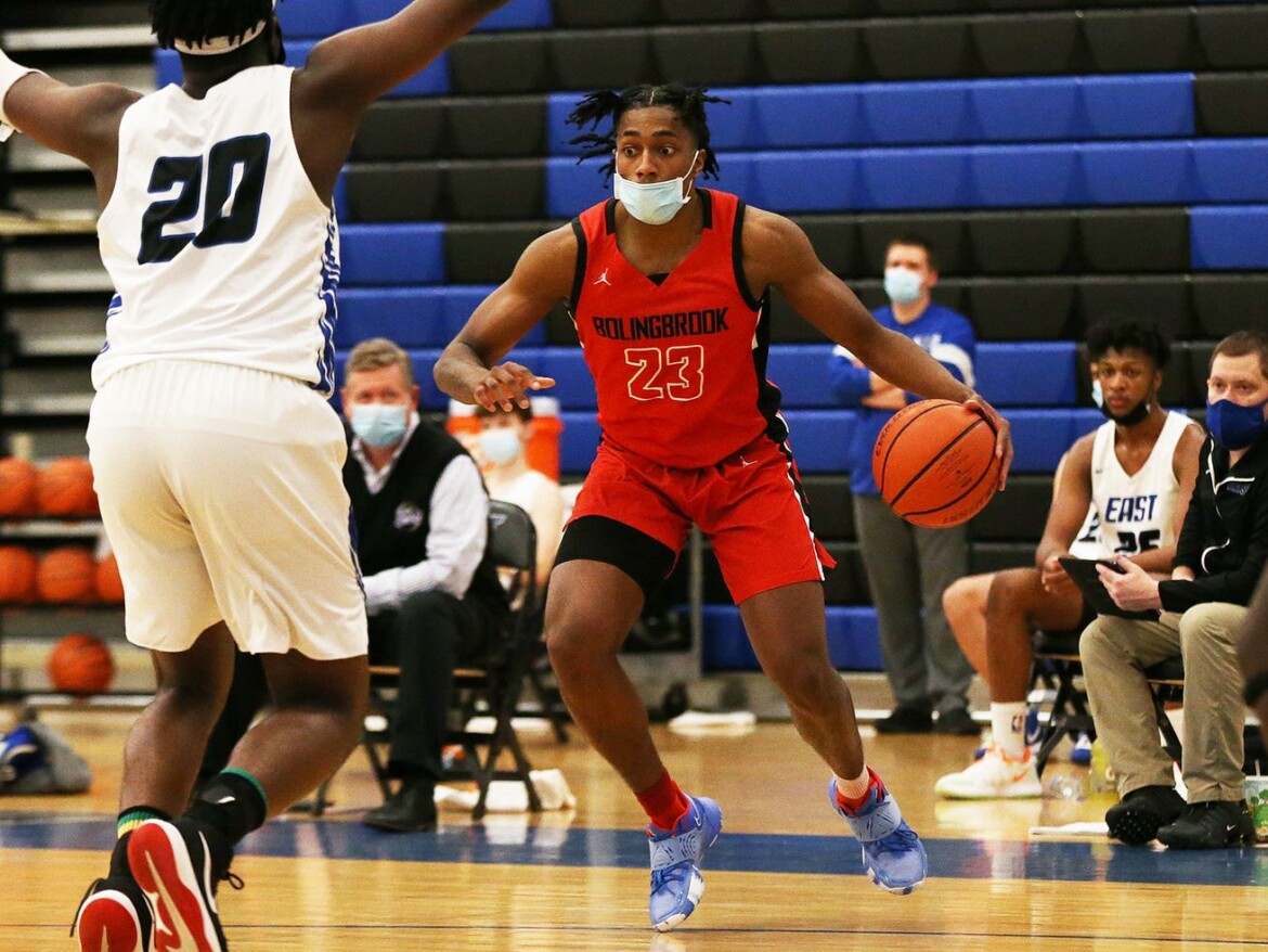 Bolingbrook, Kai Evans debut with style against Lincoln-Way East