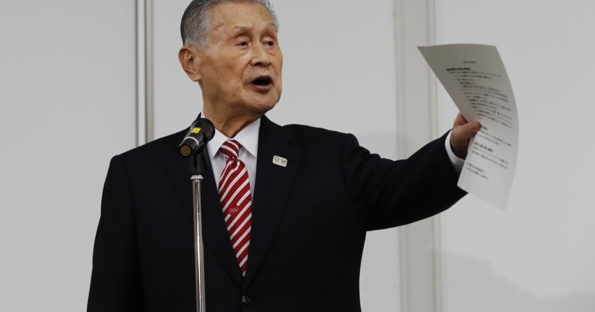 Tokyo 2020 leader won't step down after 'absolutely inappropriate' comments