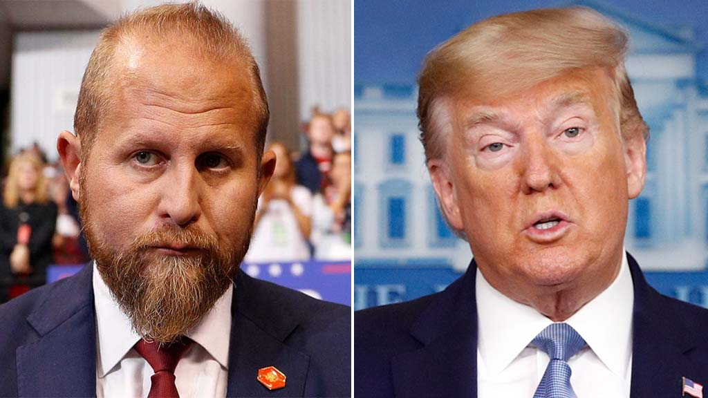 Trump, ex-campaign manager Brad Parscale, meet at Mar-a-Lago: Source