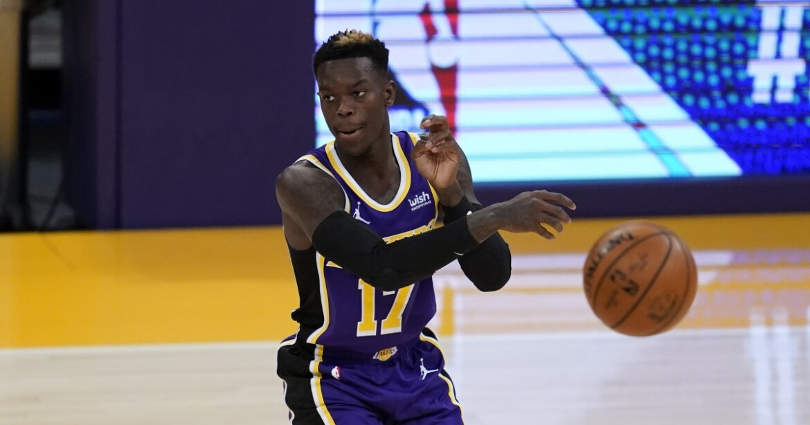 Lakers' Dennis Schroder questions NBA's COVID-19 protocols