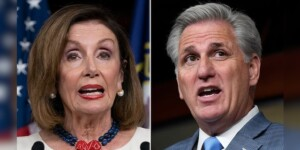 Kevin McCarthy blasts Pelosi 'payoff' bill, declares 'The Swamp is back'; Pelosi counters