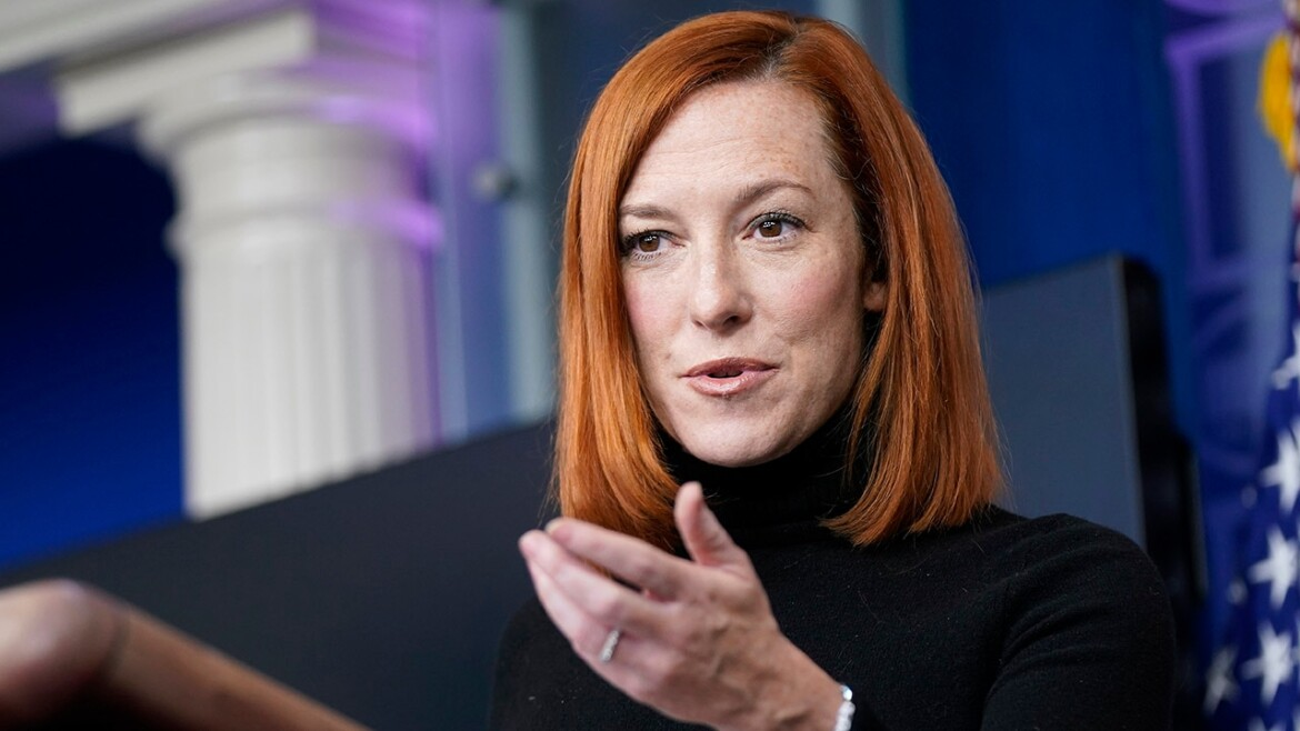 Question answered: Jen Psaki declares pineapple on pizza 'gross'