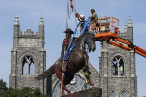 SPLC: At least 160 Confederate symbols taken down in 2020
