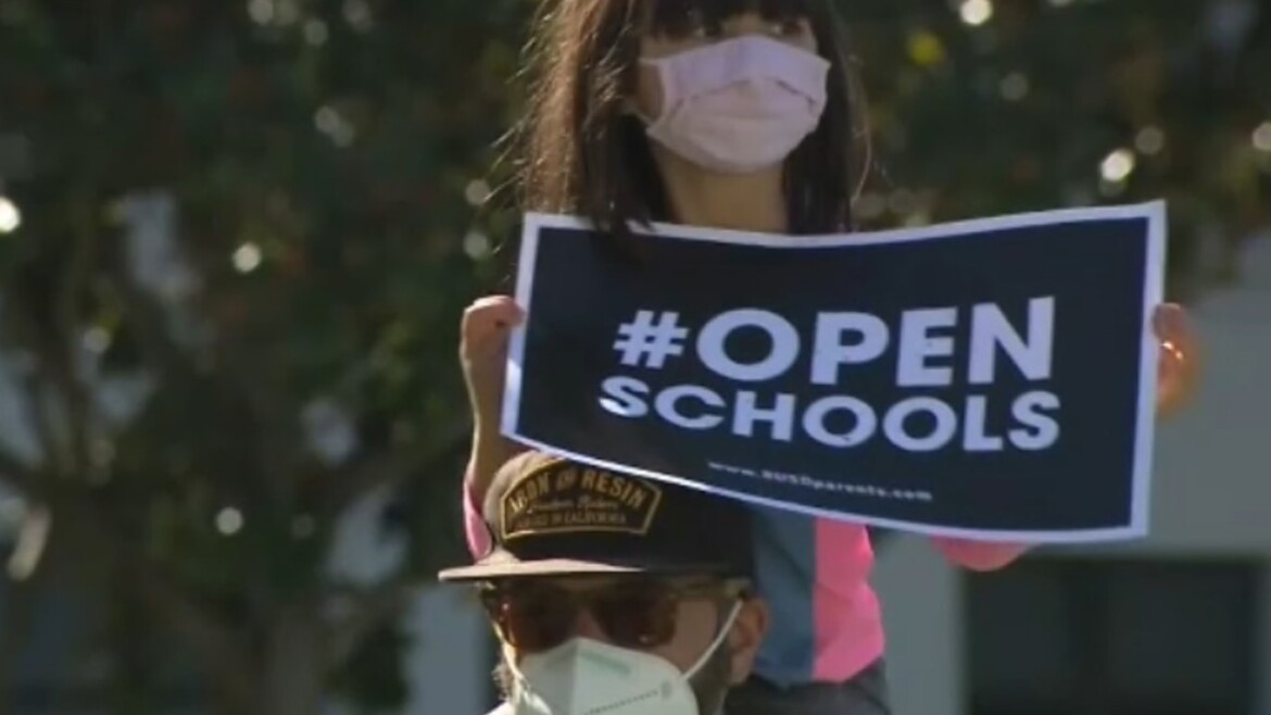 San Francisco School Board reaches agreement on reopening, but no date in sight