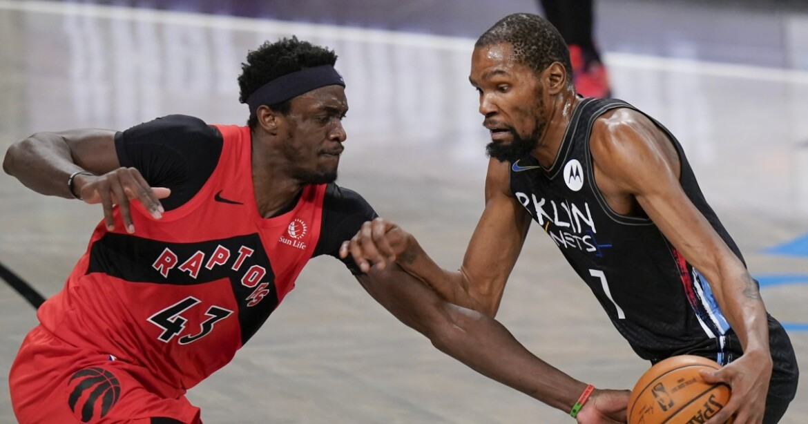 Nets' Kevin Durant can't start or finish game because of virus protocols