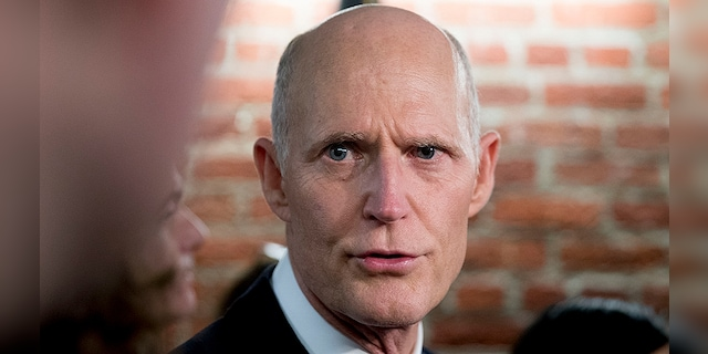 GOP 'Civil War is now canceled,' says NRSC chair Rick Scott in fiery memo asking for party unity ahead of 2022