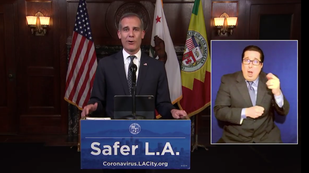 Garcetti: Dodger Stadium vaccine site to close for 2 days, as 'first-dose' Moderna vaccine runs low