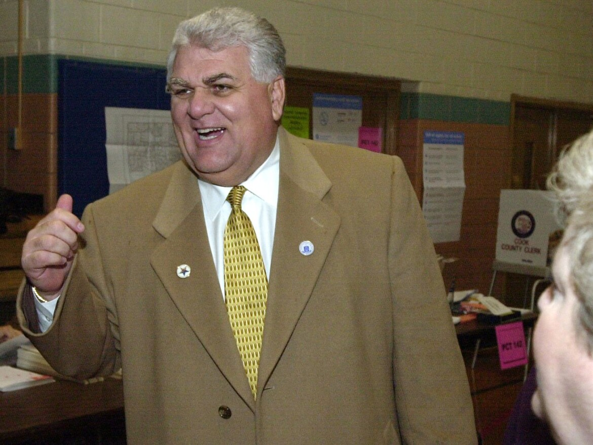 Melrose Park mayor used racial slur while berating resident during public meeting