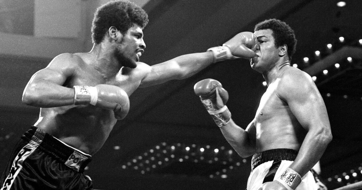 Leon Spinks, who beat Muhammad Ali for heavyweight boxing title, dies at 67