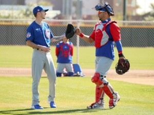 After years of comparisons, Kyle Hendricks and Zach Davies hope to thrive together in Cubs' rotation