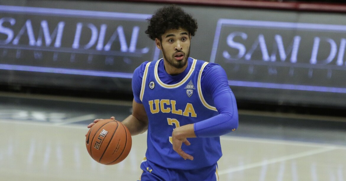 Johnny Juzang's career-best 32 points lead UCLA to win at Washington