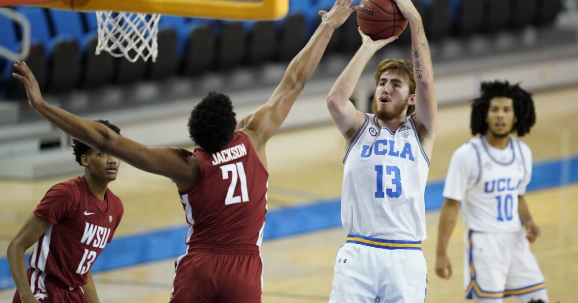 Jake Kyman and UCLA are ready for another shot at USC