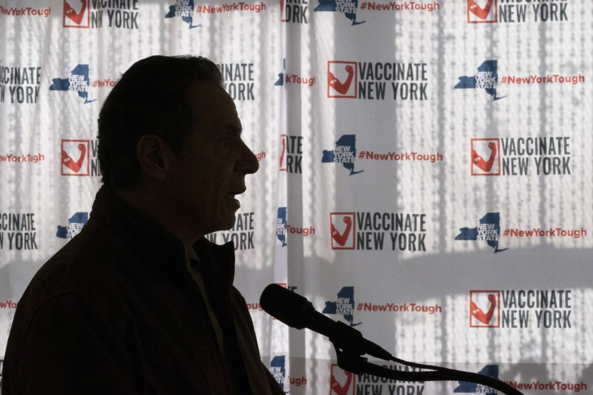 Nursing home disclosures taint Cuomo's pandemic performance