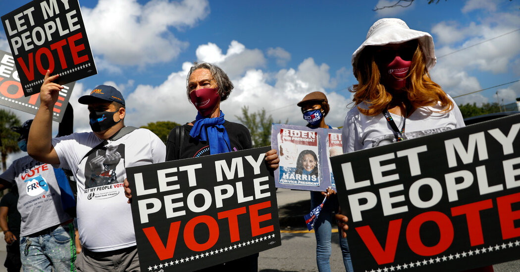 The Future of Voting Rights