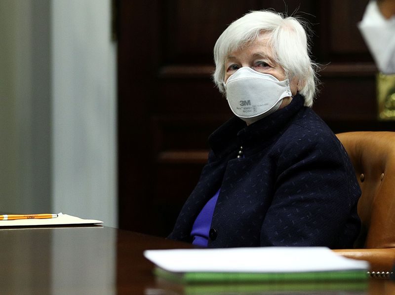 Yellen to meet religious leaders, NGO group pushing for debt relief