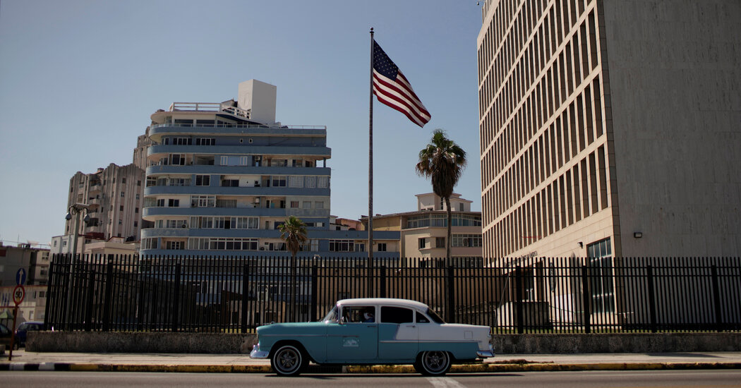 C.I.A. to Expand Havana Syndrome Inquiry