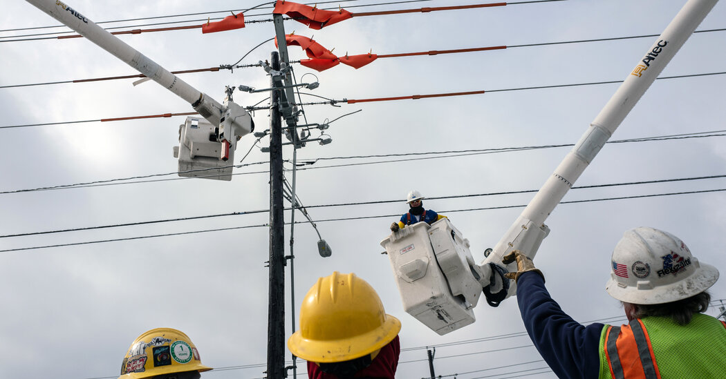 ERCOT Fires Chief Executive Bill Magness After Texas Storm