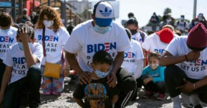 Biden Faces Challenge From Surge of Migrants at the Border