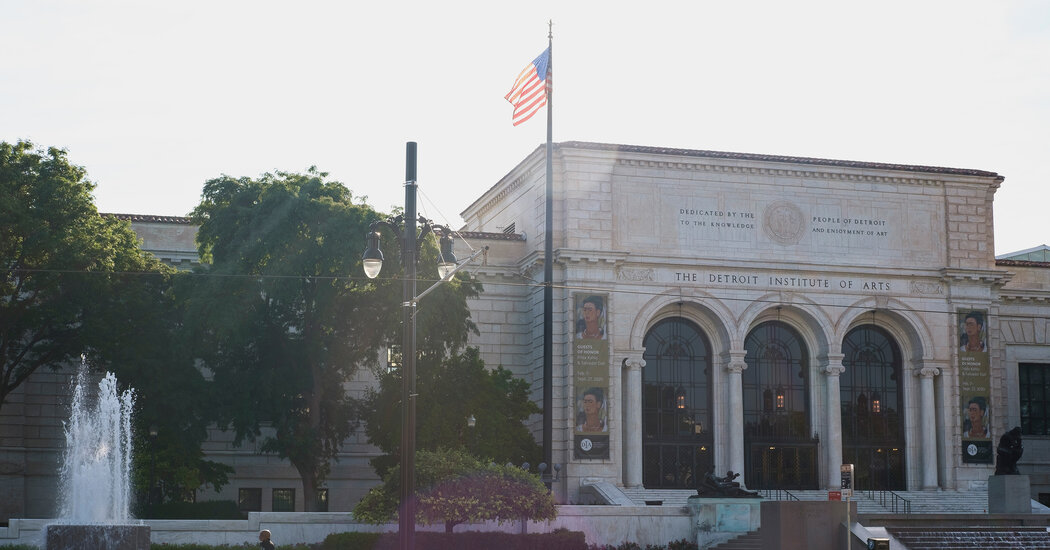 Detroit Museum Tries to Change After Review Cites a Culture of Fear