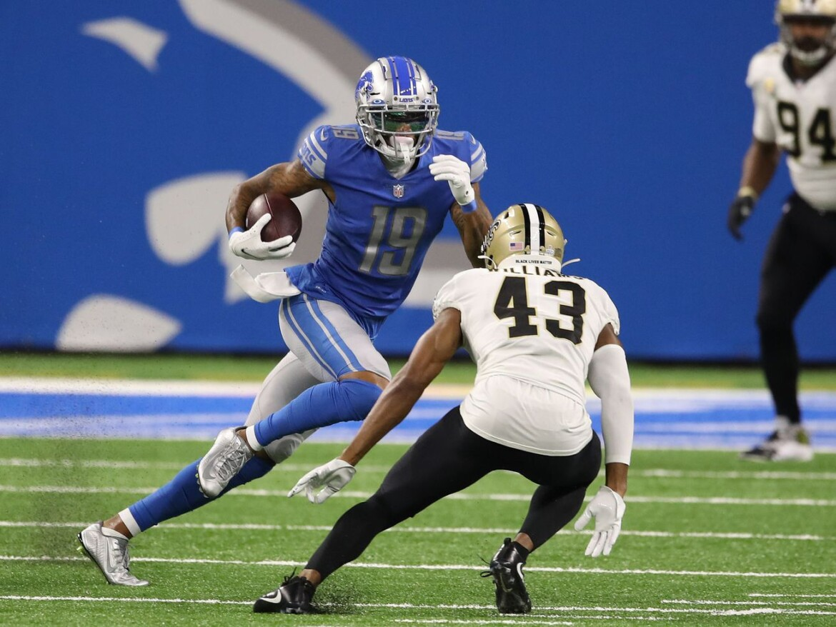 Bears miss out on WR Kenny Golladay