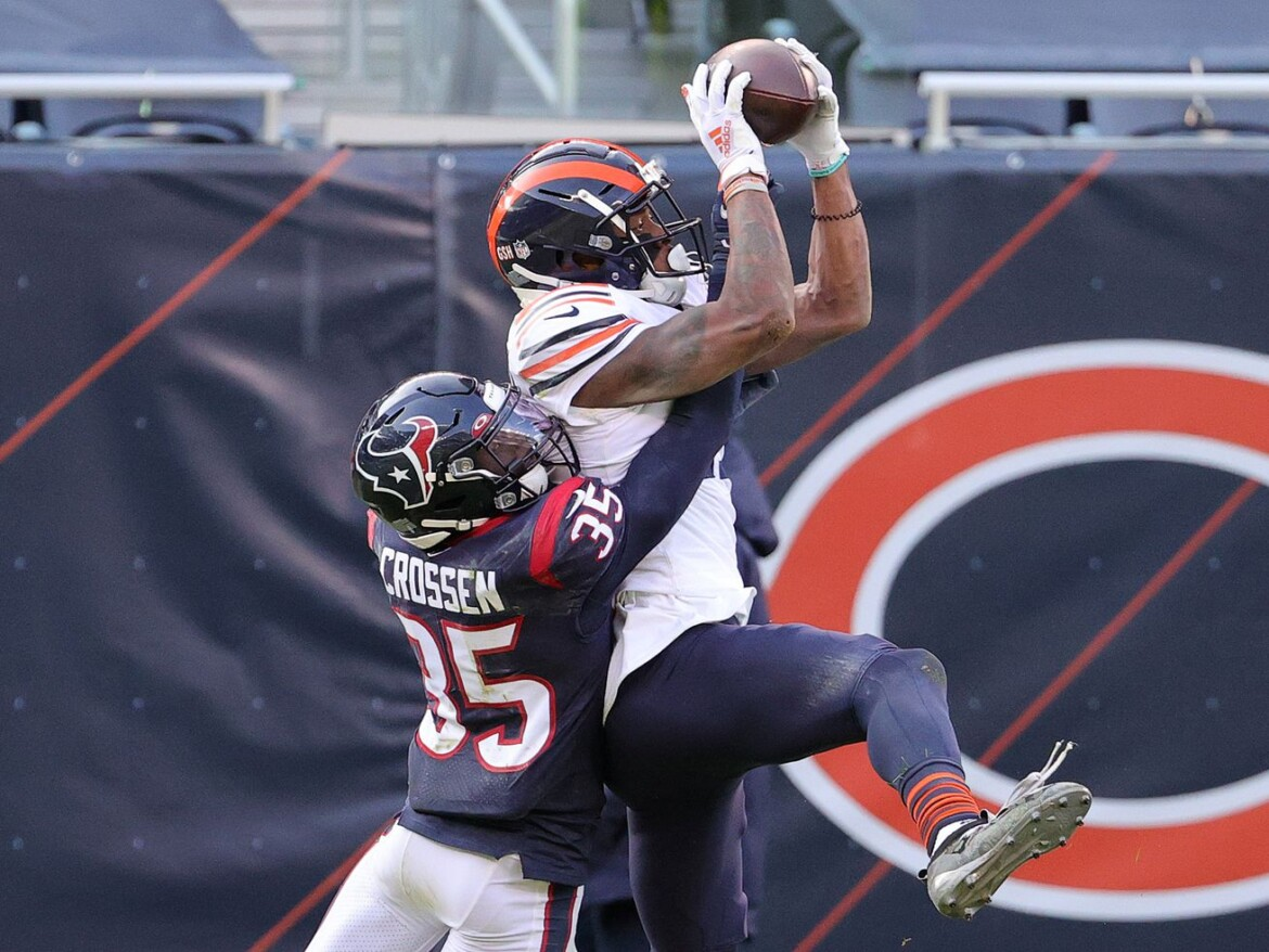 Ryan Pace on WR Allen Robinson: 'We want to keep our good players'