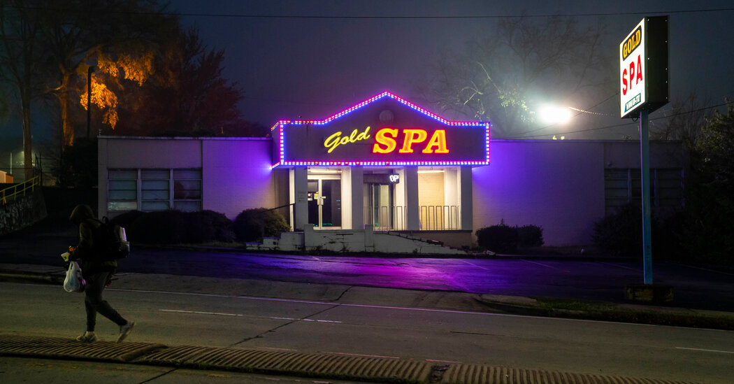 What to Know About the Atlanta Massage Parlor Shootings