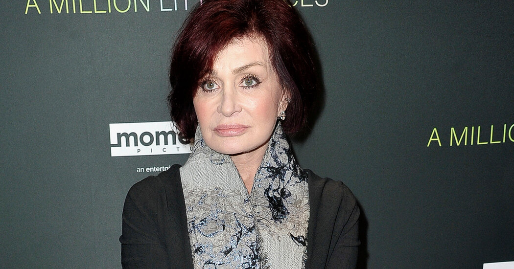 Sharon Osbourne Leaves the CBS Show 'The Talk'