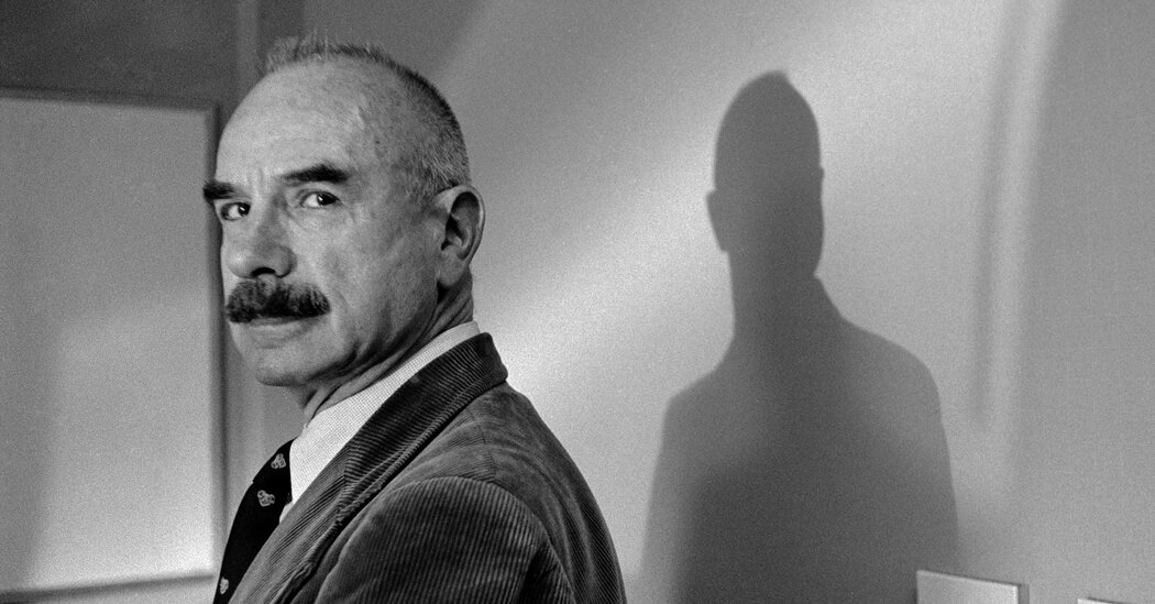 G. Gordon Liddy, Mastermind Behind Watergate Burglary, Dies at 90