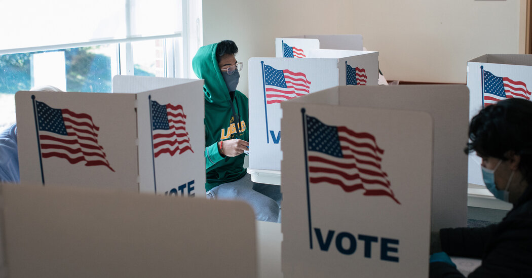 Virginia's Governor Announces Support for Voting Rights Bill