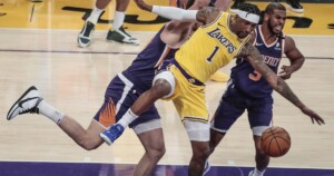 The Sports Report: Lakers fall to the Suns