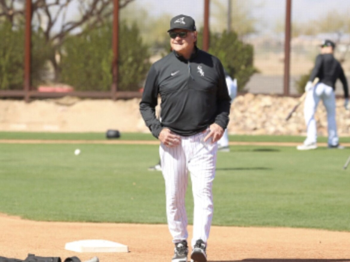 GM Hahn 'couldn't be more pleased' with what he's seen of Tony La Russa