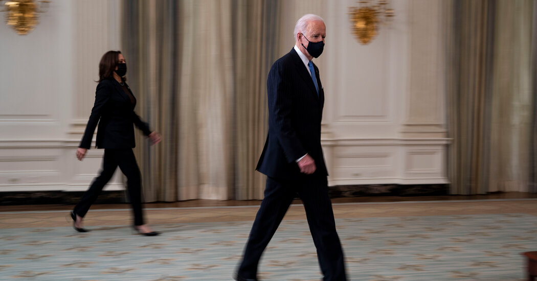 For Biden, Deliberation and Caution, Maybe Overcaution, on the World Stage