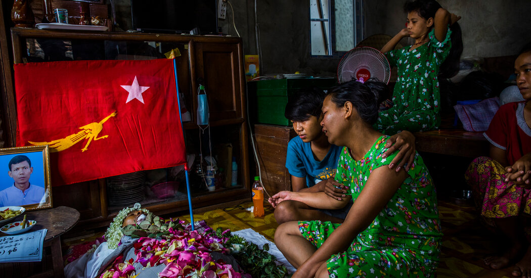 Myanmar Coup Protests Show No Sign of Waning, Despite Killings